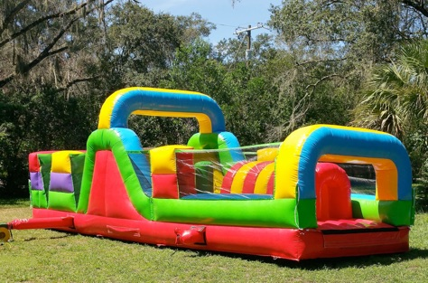 Obstacle Course Rentals In Cape Coral Florida